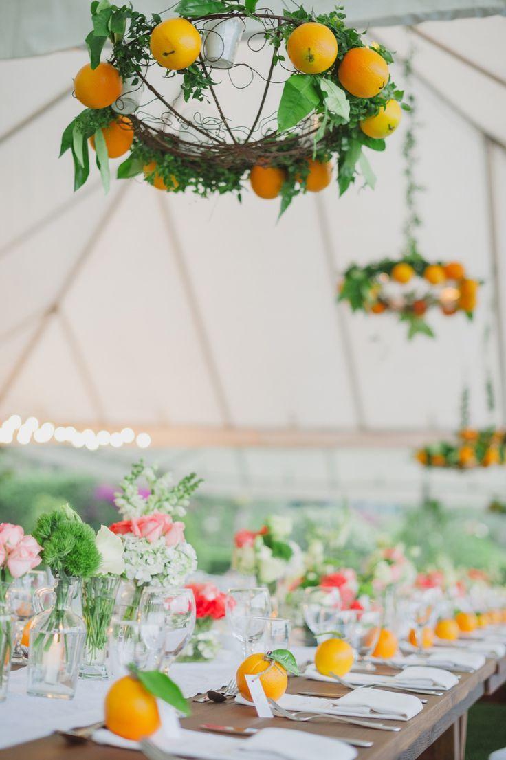 Populaire Nozze in Autunno: Matrimonio a Tema Agrumi NZ79