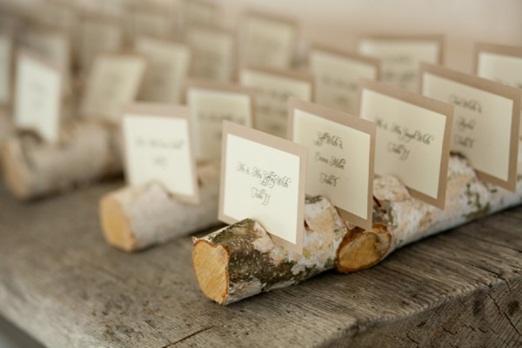Nomi Tavoli Matrimonio Country Chic : Tableau mariage ecologico: 5 idee per il fai da te