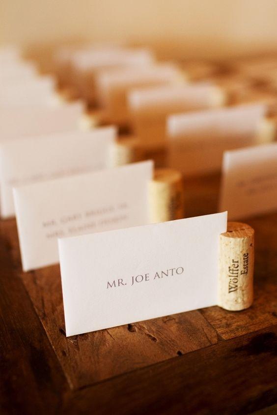 Segnaposto Matrimonio Vino.Matrimonio A Tema Vino 10 Idee Per Stupire