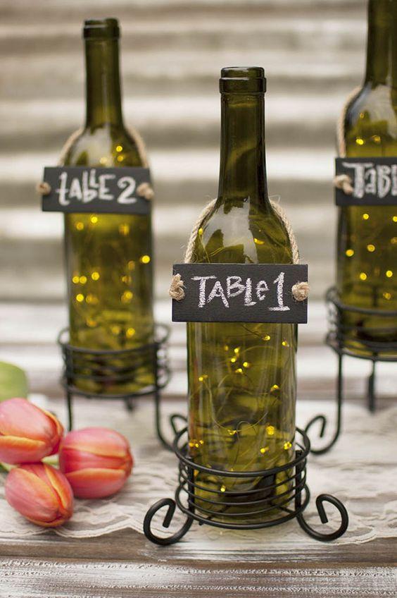 Segnaposto Matrimonio Bottiglia.Matrimonio A Tema Vino 10 Idee Per Stupire
