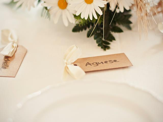 Matrimonio Tema Margherite : Matrimonio a tema margherite le nozze di michele e agnese