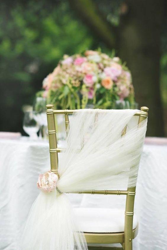 Trend Alert Scopri Le Decorazioni Di Matrimonio In Tulle