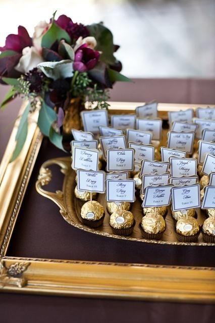 Centrotavola Matrimonio Tema Dolci : Matrimonio a tema cioccolato idee golose perfette per l autunno