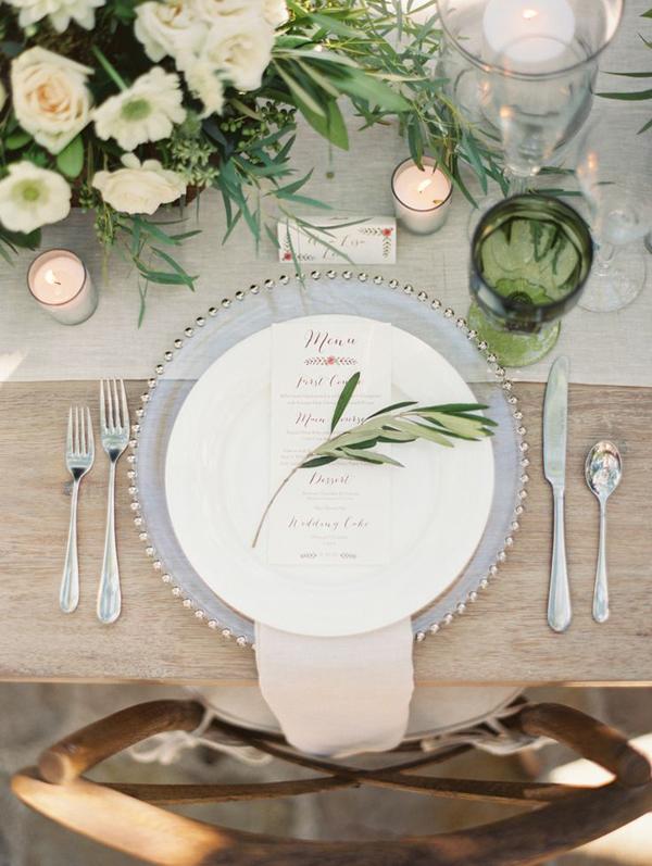 Segnaposto Matrimonio Tema Ulivo : Matrimonio a tema ulivo la tendenza per nozze eco chic