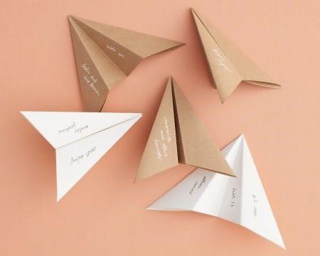 Matrimonio Tema Origami : Matrimonio a tema viaggio la terra degli aranci idee alternative