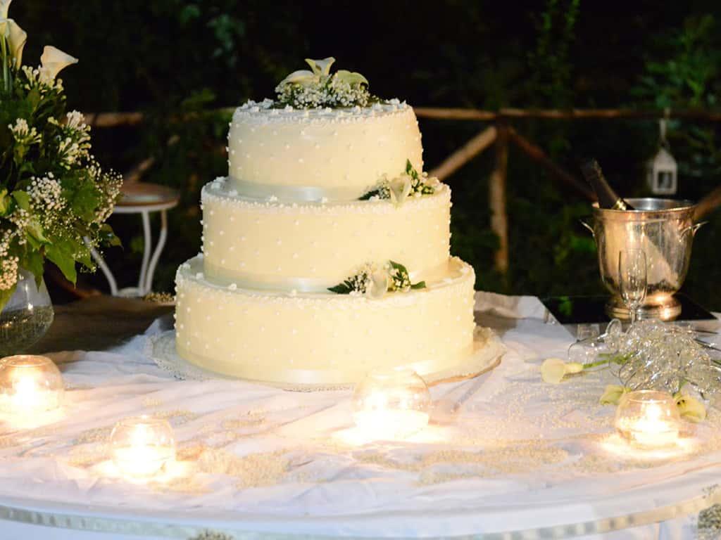 Molto Torte per matrimoni Napoli | La Terra degli Aranci | Wedding cake  JV41