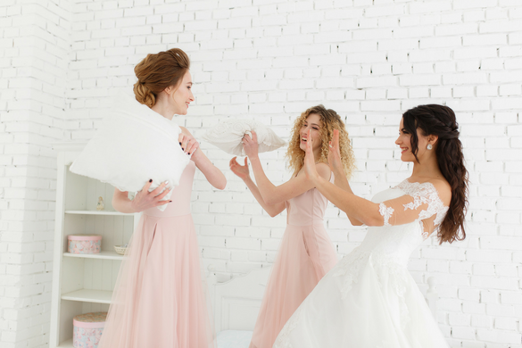 Bridal shower: un'alternativa di tendenza  all'addio al nubilato