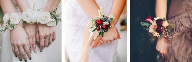 Bouquet Sposa Bracciale.Corsage Da Polso Il Bracciale Floreale Come Alternativa Al Bouquet