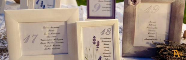 Famoso Tableau mariage e nomi dei tavoli: 7 idee da copiare BX09