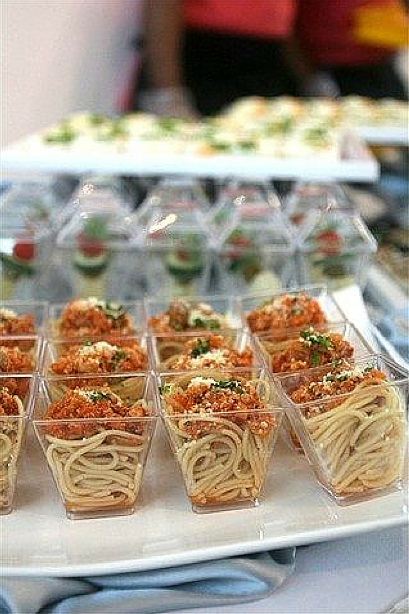 Famoso Menu di matrimonio Finger Food: tante idee originali! XQ98