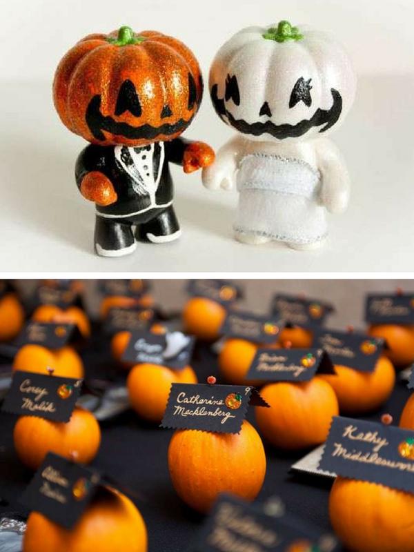 Matrimonio Tema Horror : Matrimonio a halloween idee shabby e non solo