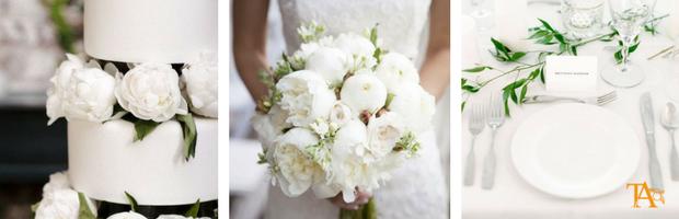 Matrimonio In Bianco : Matrimonio in bianco: 5 idee per allestimenti total white