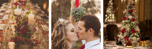 Idee Matrimonio Tema Natalizio : Matrimonio a natale idee creative per allestimenti fai da te