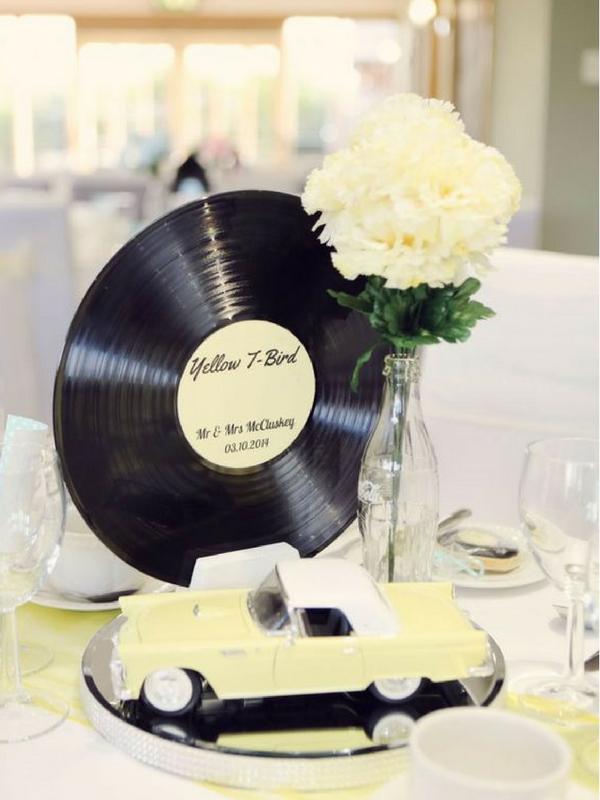 Tableau Matrimonio Tema Diamanti : Tableau mariage e nomi dei tavoli: 7 idee da copiare
