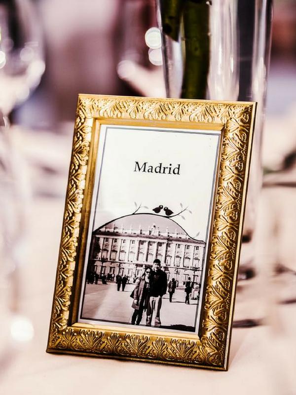 Favoloso Tableau mariage e nomi dei tavoli: 7 idee da copiare DN19