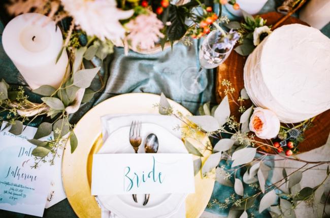 Idee Per Il Matrimonio Fai Da Te : Segnaposto di matrimonio giusto in base alla stagione la terra