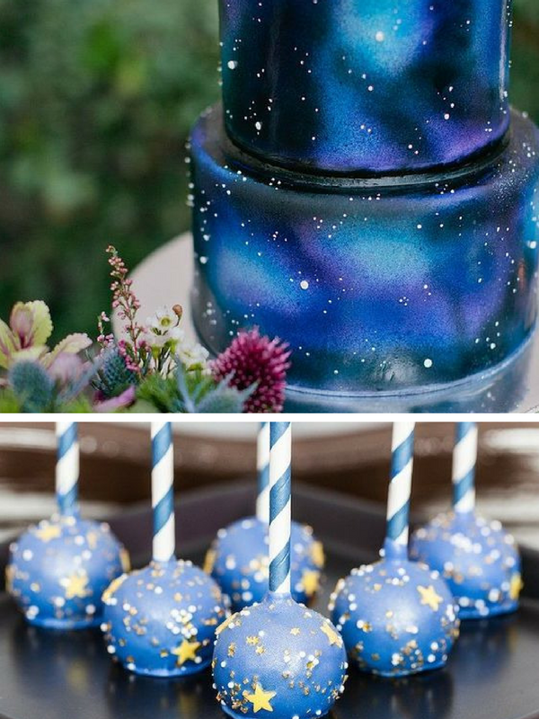 Matrimonio Tema Pianeti : Starry night matrimonio a tema stelle