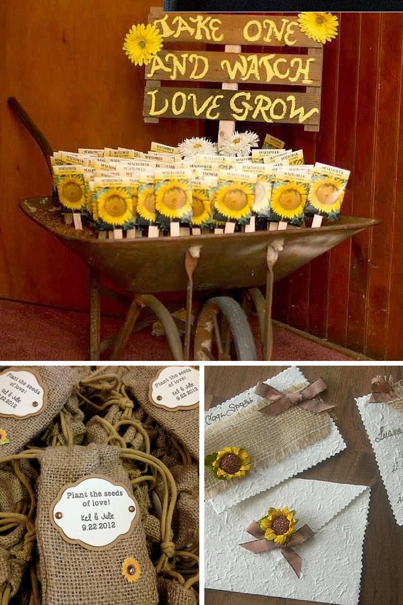 Girasoli Finti Matrimonio : Decorazioni matrimonio con girasoli migliore collezione