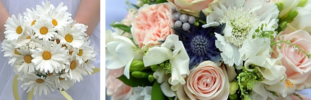 Bouquet da sposa e allestimenti floreali i consigli dei for Idee per il layout del mazzo